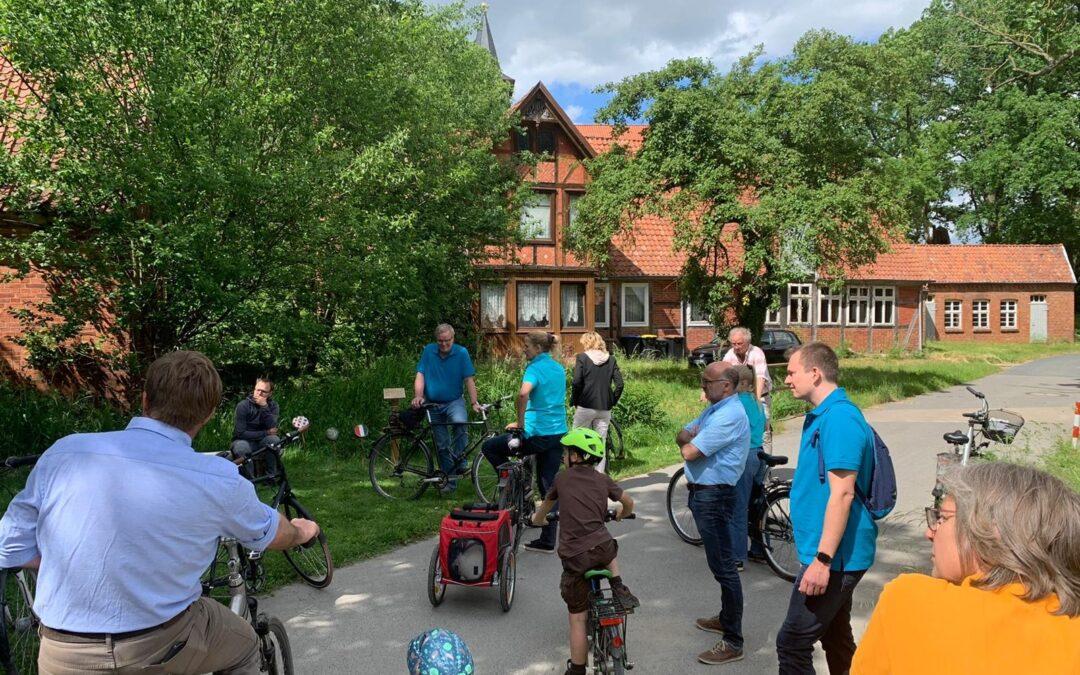 Sommertour per Fahrrad – Teil 1: Kirch- und Westerweyhe