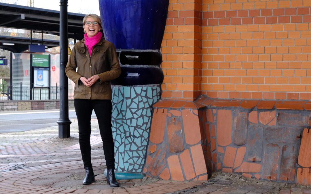 Mobilitätszentrale am Hundertwasser-Bahnhof endlich umsetzen